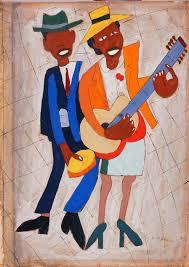 harlem renaissance street musicians