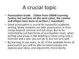 punctuation a guide to excellent punctuation usage ppt  slide 2 jpg