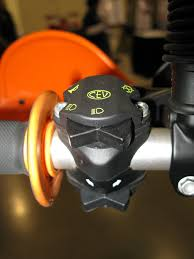 ktm 450 exc removing cev switch adventure rider