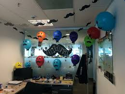 Birthday Decoration At The Office Party Decoration Ideas Funny