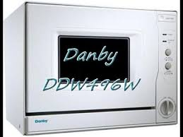 danby countertop dishwasher ddw496w