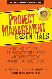 athayde et al project management essentials cover