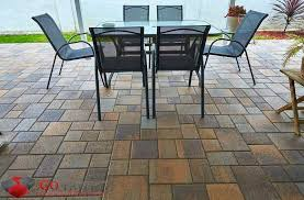 cost to install paver patio cost to install patio fresh get the best patio s installation
