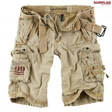 Surplus Royal Shorts Sand