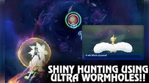 NEW SHINY HUNTING METHOD! Wormhole Hunting! Easy Shiny Pokemon in Pokemon  Ultra Sun and Moon! - YouTube