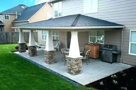 covered porch cost porch cost glassed concrete porch cost per square foot