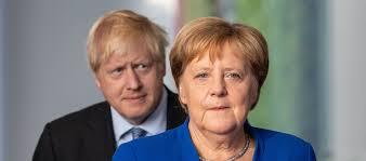 What Boris Johnson's row with Angela Merkel really means