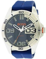 hugo boss orange berlin silicone men s watch 1513286 watchtag com hugo boss orange berlin silicone men s watch 1513286