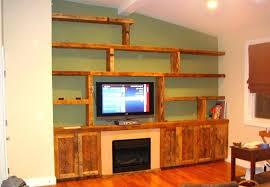 custom wood shelving units marvelous custom wooden wall unit with bookcase rustic shelving units pic ukba