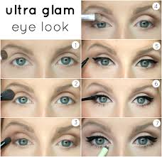 ultra glam eye makeup tutorial targetstyle