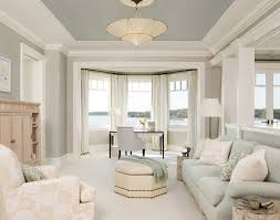 ceiling paint colorsRolled Arm Sofa  Traditional  living room  Ali Schwarz Design Group