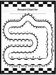 Race Track Incentive Chart By A Crowded Classroom Tpt