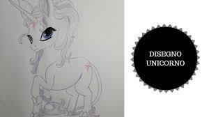 Disegno Unicorno Youtube
