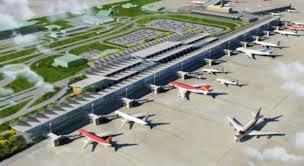 Resultado de imagen para muelles norte (internacional) Aeropuerto El Dorado