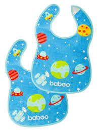 <b>Нагрудник</b> Space 2 шт. <b>BABOO</b> 8469200 в интернет-магазине ...