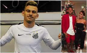 Neymar's Sister Rafealla Beckran Is Dating Santos Star Lucas Lima