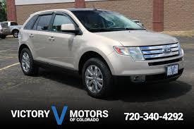 2007 Ford Edge SEL Plus   Victory Motors of Colorado