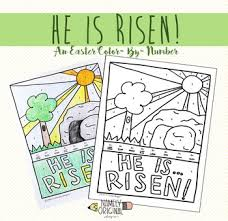 Children's coloring pages online allow your child to color on the computer screen. Religious Easter Coloring Pages Worksheets Teaching Resources Tpt