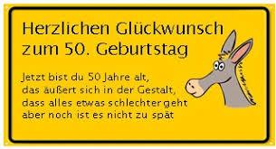 50 Geburtstag Glã¼ckwã¼nsche Sprã¼che Texte Kostenlos