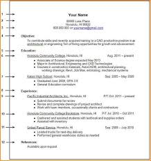 9 Resumes For Students With No Work Experience Janitor Resume