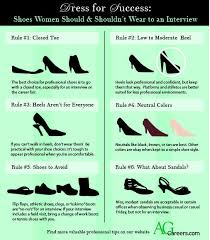 Best Careers For Women Dress For Success Shoes Women Should Shouldnt Wear To
