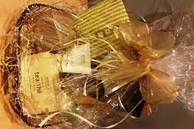 aveda gift basket from shear renewal salon