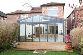 Extensions Kitchen How Much Does A Conservatory Cost Apropos Conservatories