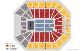 Td Bank Center Seating Chart Td Garden Concert Seating Arco Concert Seating Chart