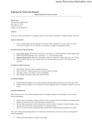 Awesome Collection of Mechanical Engineering Technologist Resume Sample  With Additional Format Layout