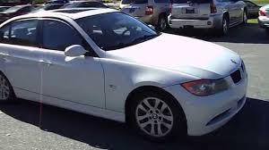 BMW Convertible 06 bmw 325i price : 2006 BMW 325i White Super Nice! - YouTube