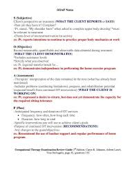Soap Note Template Custom 48 48 Sample SOAP Note Examples PDF Word Templates Pt Soap