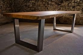 contemporary oak dining tables uk. large oak dining table from tarzan tables contemporary uk