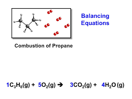 19 balancing equations c 3 h 8 g o 2 g co 2 g h 2 o g c 3 h 8 g o 2 g co 2 g h 2 o g combustion of propane