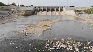 สถานการณ์น้ำเขื่อนป่าสักฯ แห้งขอด น้ำเหลือไม่ถึงร้อยละ 25 ของความจุ สยามรัฐ