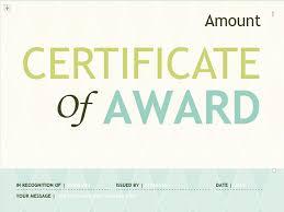 Editable Certificate Template Free Download Copy Wonderful