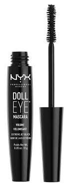 NYX <b>Тушь для ресниц</b> Doll <b>Eye</b> Mascara Volume — купить по ...