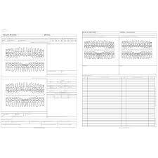 Printable Dental Charting Forms Dental Health Record Form