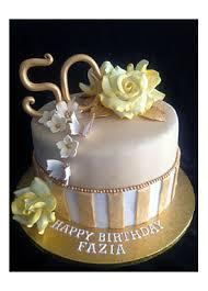 50th Birthday Cupcake Decorationshandmade 50th Birthday Party Decor