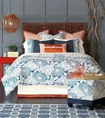 orange duvet cover blue and orange coastal style bedding burnt orange duvet cover king size bright