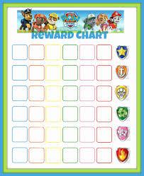 Sticker Behavior Chart For Toddlers Diy Toilet Training
