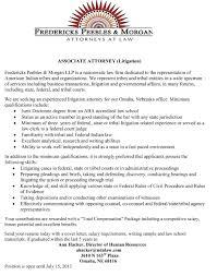 Law Firm Associate Resume Sidemcicek Com