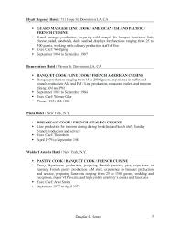 Banquet Chef Resume Delectable Pastry Chef Resume Lovely Resume Template Page 48 Poureux