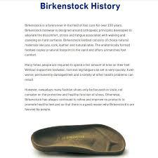 Birkenstock Unisex Size Chart 2019 Birkenstock Womens Sandals 824 Classic Arizona On