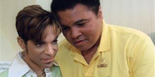 essay the greatest losses what prince and muhammad ali shared boxing great muhammad ali right embraces the artist formerly known as prince during a meeting in washington on 24 1997 prior to a news conference