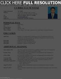 Creating A Resume In Word Resume Work Template