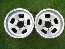 Ford Wheel Bolt Pattern Enchanting 448 X 4848 Aluminum Slot WHEELS 48 Lug 48 4848 Bolt Pattern Ford F4480
