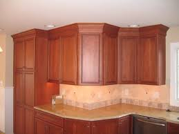 Kitchen Cabinets Crown Molding Kitchen Cabinet Crown Molding Installation Instructions Monsterlune