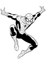 Spiderman 2 Kleurplaat Jouwkleurplaten