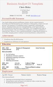 Cv Template Education Cv Education And Qualifications Guide Cv Plaza