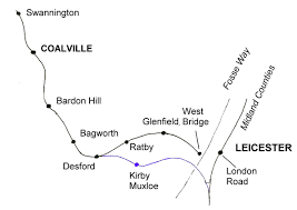 Leicester And Swannington Railway Wikipedia
